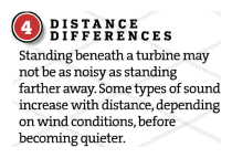 Distance differences