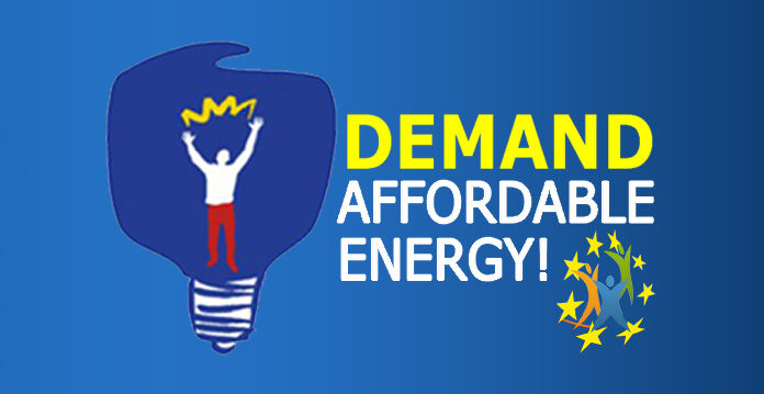 Demand Affordable Energy!