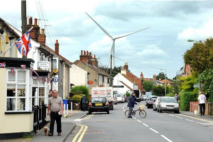 The Sunday Times - Council tax cut for homes near wind farms | EPAW ...